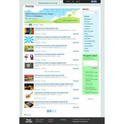 Fiverr Clone Script- Start Your Own Fiverr now